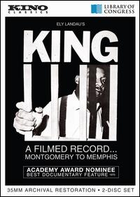 King_A_Filmed_Record_DVD