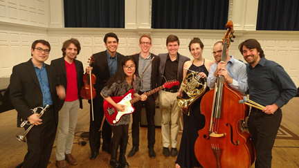 Music: DiscoCactus plays video game music Thurs , Mar  15, at 7 PM
